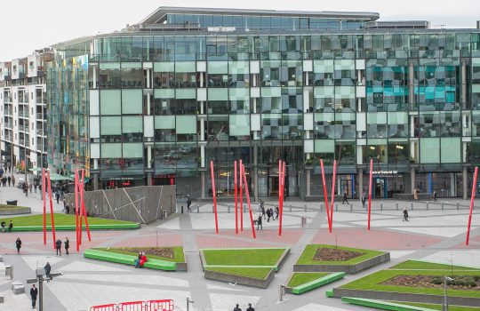 Grand Canal Square Apartments